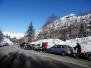 Raquetas de nieve en Candanchú