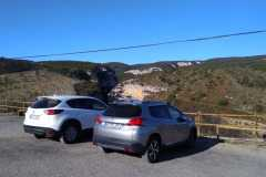 Barrancos de Basender y Portiacha